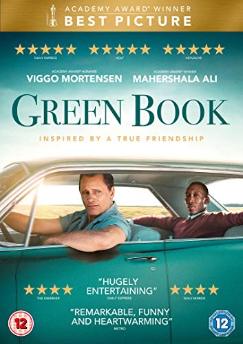 DVD1 - Green Book (1 DVD)