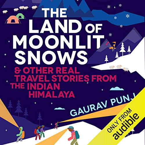 The Land of Moonlit Snows cover art