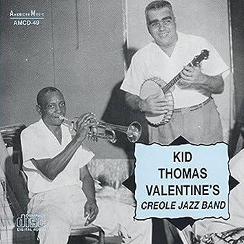 Kid Thomas Valentine's Creole Jazz Band