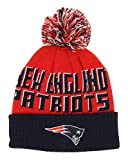 Outerstuff NFL Youth Boys (8-20) New England Patriots Cuffed Knit Hat, One Size
