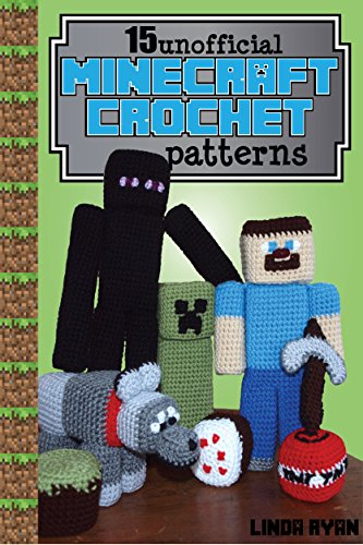Creeper Crochet Pattern & Tutorial - YouTube | 500x333