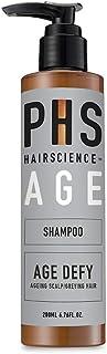 PHS HAIRSCIENCE AGE Defy Shampoo, 200 milliliters
