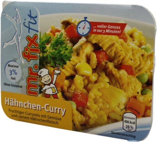 Eifeler Mr. Fix Hähnchen Curry 350g