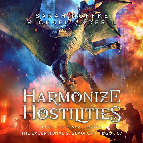 Harmonize Hostilities cover art
