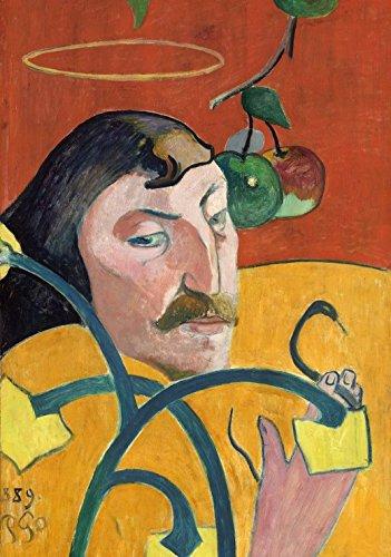 Puzzle 1000 Teile - Paul Gauguin: Self-Portrait, 1889