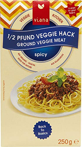 Viana Bio 1/2 Pfund Veggie Hack (6 x 250 gr)