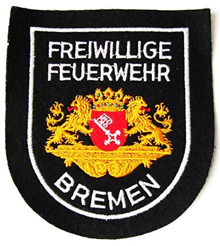 Freiwillige Feuerwehr - Bremen - Ärmelabzeichen - Abzeichen - Aufnäher - Patch - Motiv 1