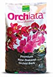 Besgrow Organic all Natural Wood Bark Perfect for Phalaenopsis of all kind Can be Used Indoor or Out Great for Repotting or Potting New Orchids Classic 1/4in to 3/8in, 6 to 9mm