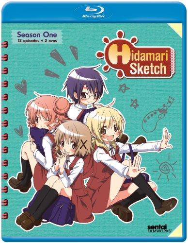Hidamari Sketch: Season 1 [Blu-ray]