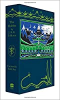 The Hobbit Facsimile Gift Edition [Lenticular cover]