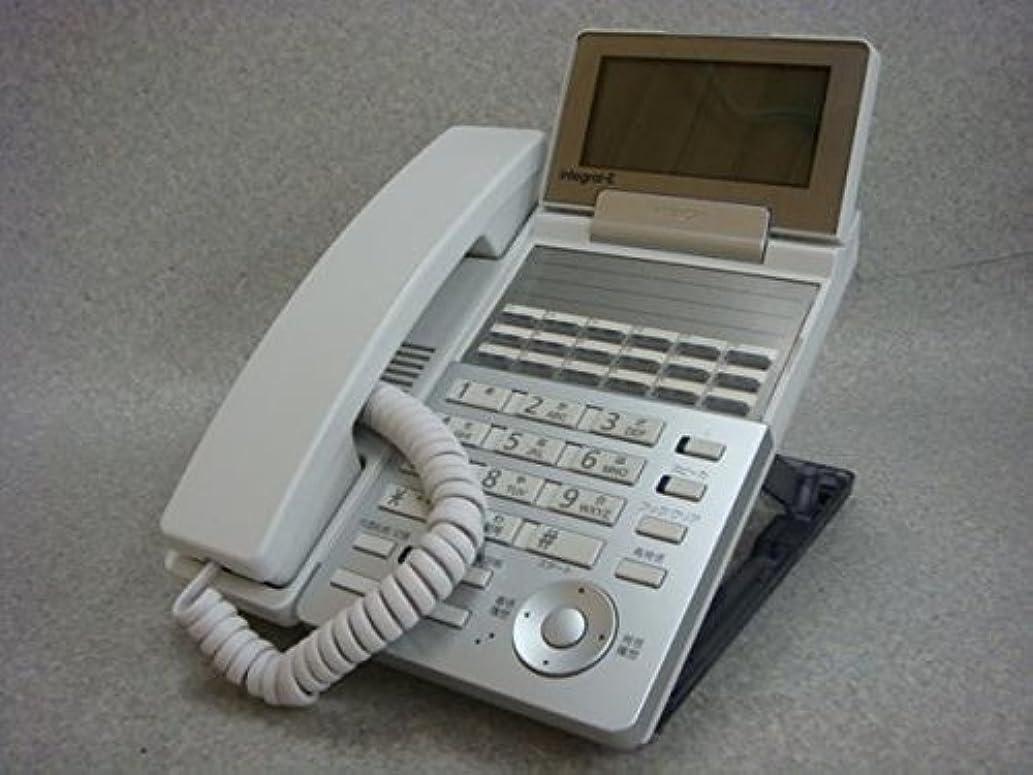 シェア広範囲にティームET-18iE-SD(W) 日立 ET-iE 18ボタン標準電話機