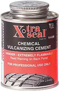 31 INCORPORATED Xtra-Seal Chemical Vulcanizing Cement (8 oz.)