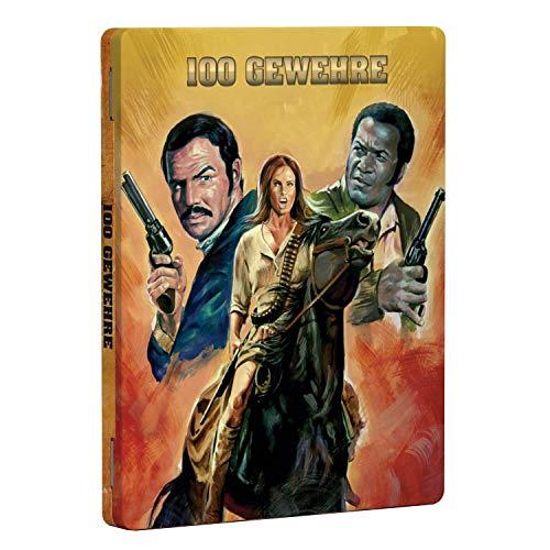 100 Gewehre (Limited Steelbook Klassiker Edition) [Blu-ray]