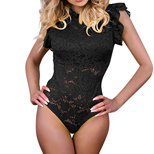 Mono Mujeres STRIR Body Mujer Fiesta para Vestir Verano Playa Bodies Hombro...