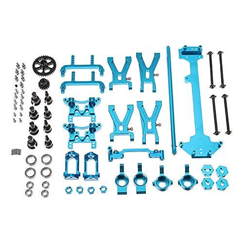 TOOGOO Kit de Piezas MetáLicas de ActualizacióN para Piezas de AutomóVil Wltoys A959 A979 A959B A979B 1/18 RC