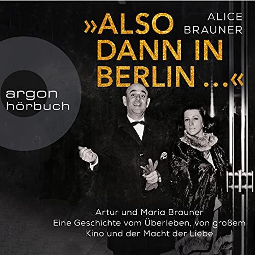 »Also dann in Berlin ...« Titelbild