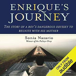 Enrique's Journey  audiobook cover art