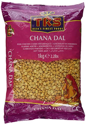 TRS Kichererbsen Halb (Chana Dall), 1000 g