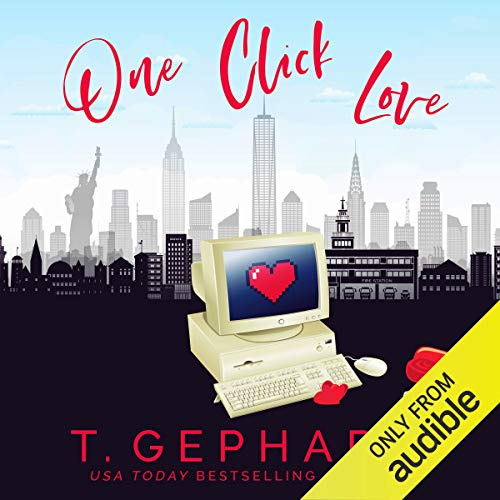 One Click Love audiobook cover art