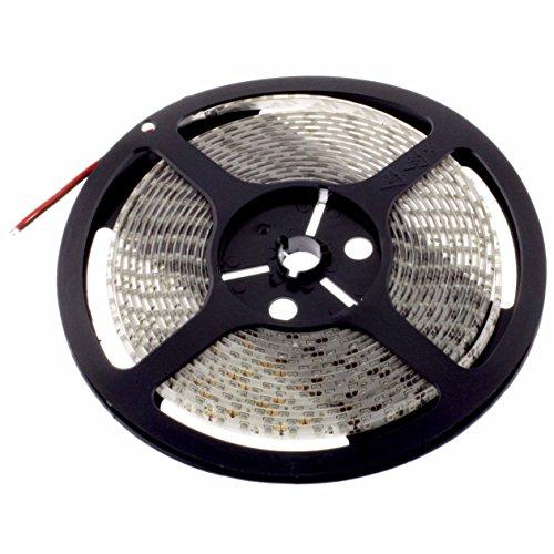 LED Streifen neutralweiss (4500K) 12V, 500cm, 120 LEDs/m (600 Stk.), IP65