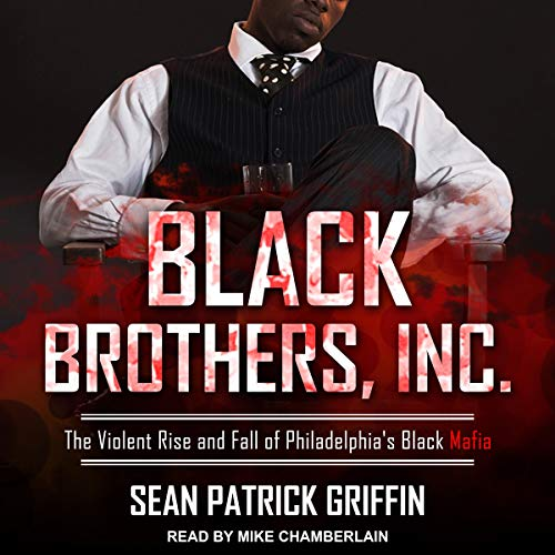 Black Brothers, Inc. audiobook cover art