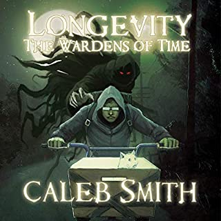 Longevity: The Wardens of Time cover art