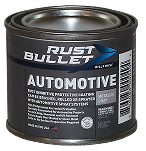 RUST BULLET Automotive - Rust Inhibitor Rust Paint (1/4 Pint)