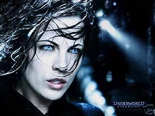 Stunning Kate Beckinsale Sexy 8x 10 color photo Underworld face shot