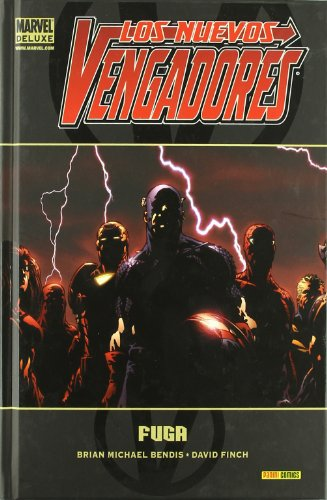 Los Nuevos Vengadores 1. Fuga (Deluxe - Nuevos Vengadores)