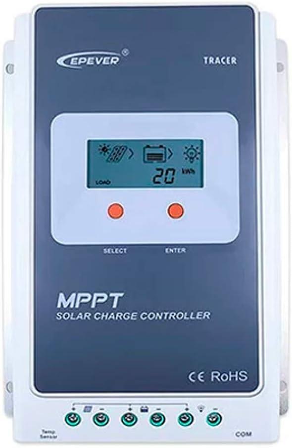 Mppt Regulador Solar 20A 12V/24V Carga Solar Autoswitch Solar Panel Controller