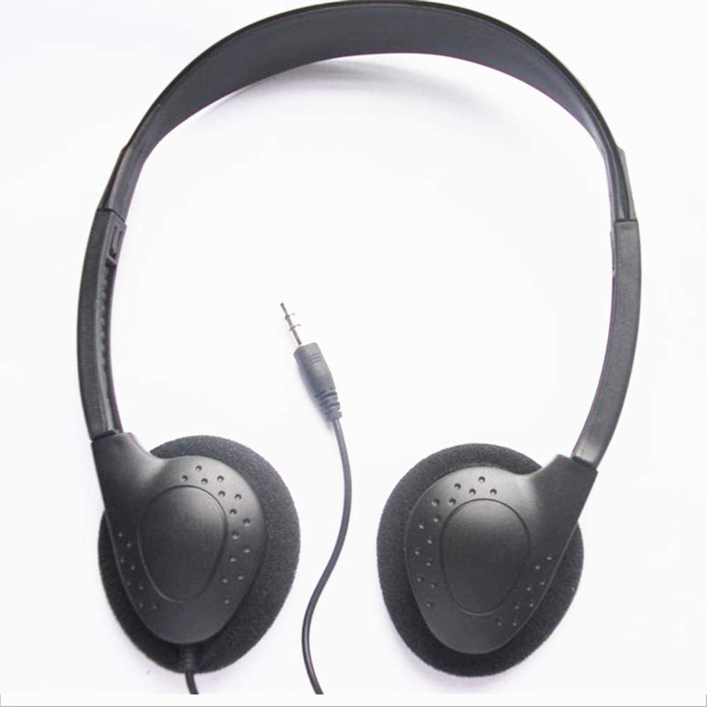 100 Pack Classroom Online limited product Headphones Disposable Kids Fixed price for sale Bulk Lo