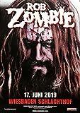 Rob Zombie - The Electric Warlock, Wiesbaden 2019 »