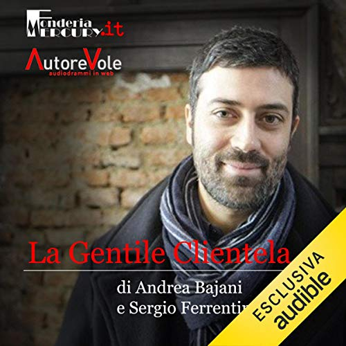 La gentile clientela audiobook cover art