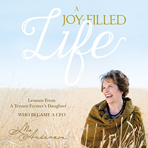A Joy-Filled Life audiobook cover art