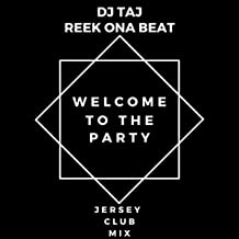 Welcome To The Party (Jersey Club Mix) [Clean]