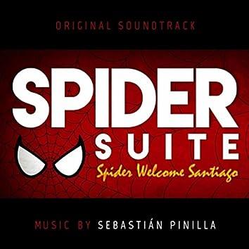 Spider Suite (Spider Welcome Santiago)