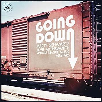 Going Down (feat. Jamie Allensworth & Vintage League Music Allstars)