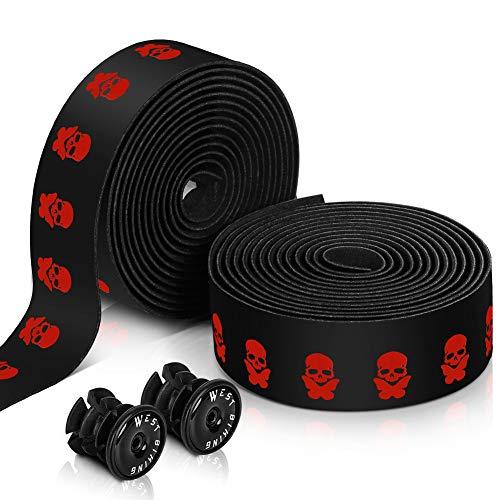 ICOCOPRO - Lenkerbänder in rot