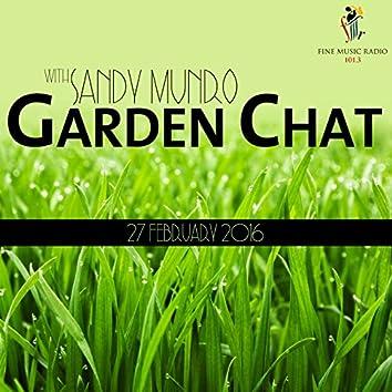 Garden Chat (27 February 2016)