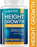 peak height growth pills - Height Growth Maximizer - Natural Height Pills to Grow Taller - Made in USA - Growth Pills with Calcium for Bone Strength - Get Taller Supplement That Increases Bone Growth - Free of Growth Hormone