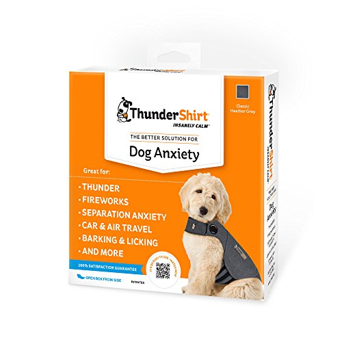 Thundershirt Anxiety Coat for Dogs our top pick