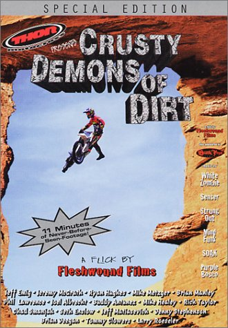 Crusty Demons of New Shipping Free Dirt Challenge the lowest price of Japan