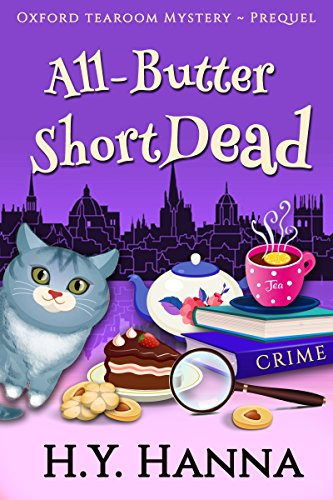 All-Butter ShortDead (Prequel: Oxford Tearoom Mysteries ~ Book 0)