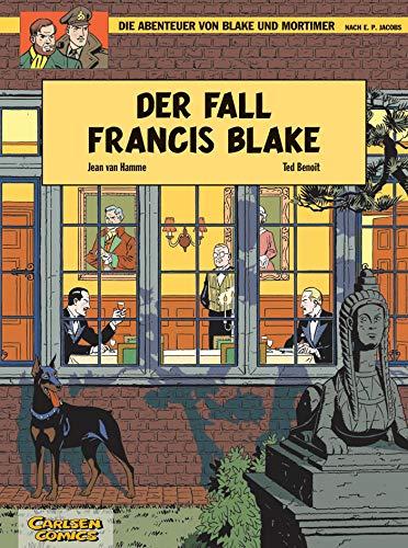 Die Abenteuer von Blake und Mortimer, Bd.10, Der Fall Francis Blake