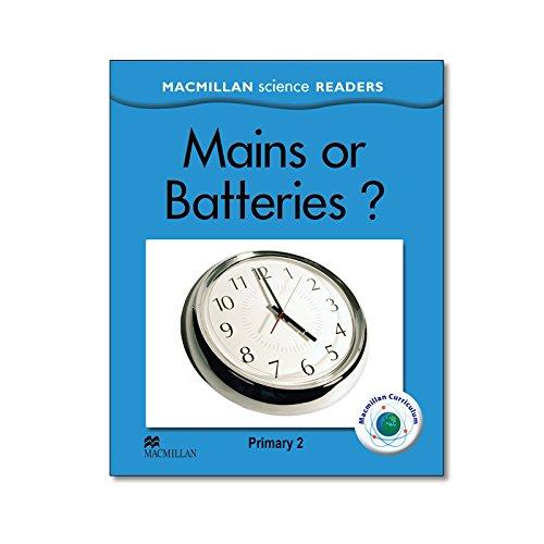 MSR 2 Mains or Batteries (Science Readers)