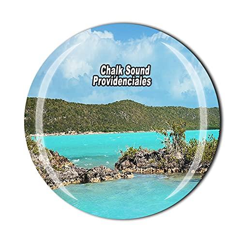 colomba gesso Colombia 3D Providenciales Gesso Suono Calamita frigo Souvenir cristallo magnete viaggio souvenir collezione regalo casa cucina decorazione