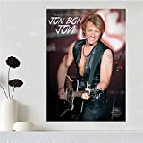QAQTAT Jon Bon Jovi Musik Sänger Schauspieler Leinwand HD