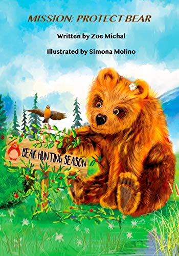 Mission Protect Bear by Zoe Michal ebook deal