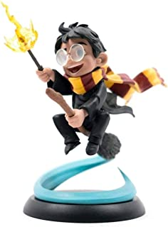 Quantum Mechanix Harry Potters First Flight Q-FIG Figure Statue