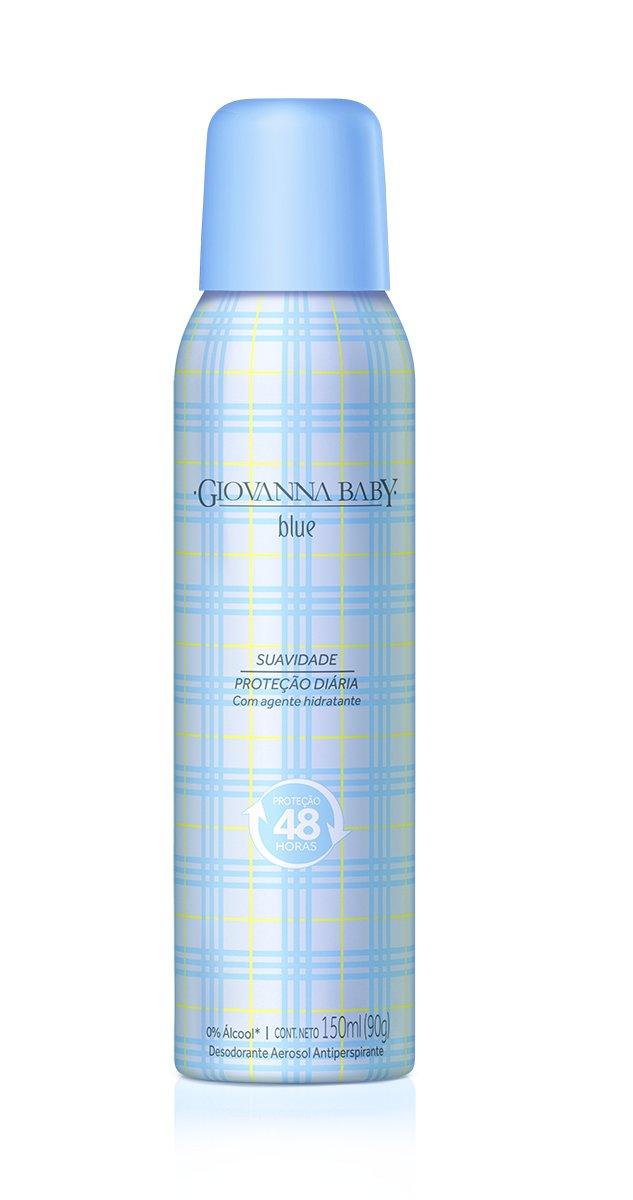Linha Year-end Factory outlet gift Tradicional Giovanna Baby - Antitranspirante A Desodorante